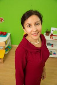 Наташа Багинская