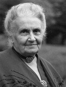 Мария Монтессори